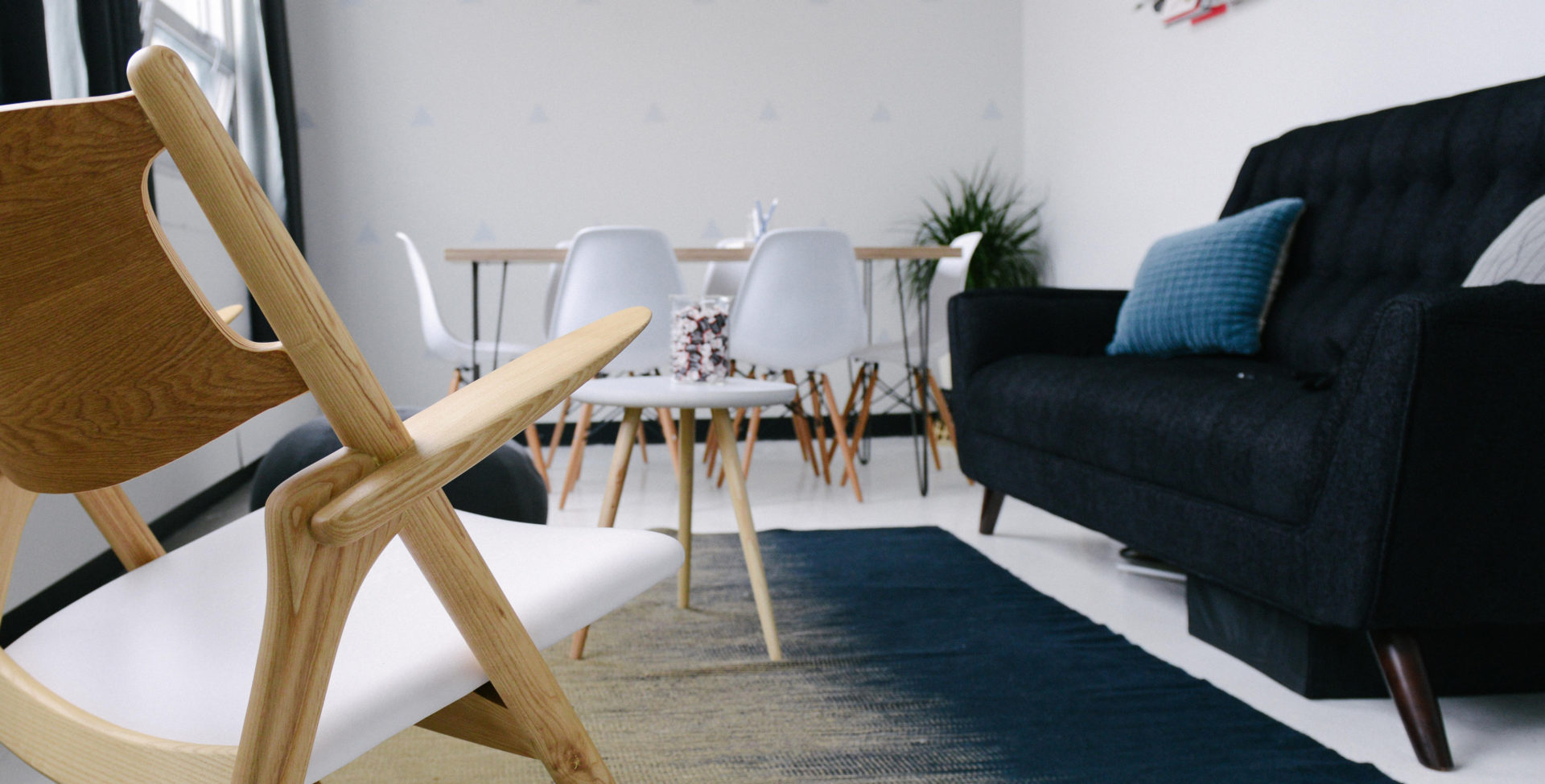 modern furniture is a stylish room