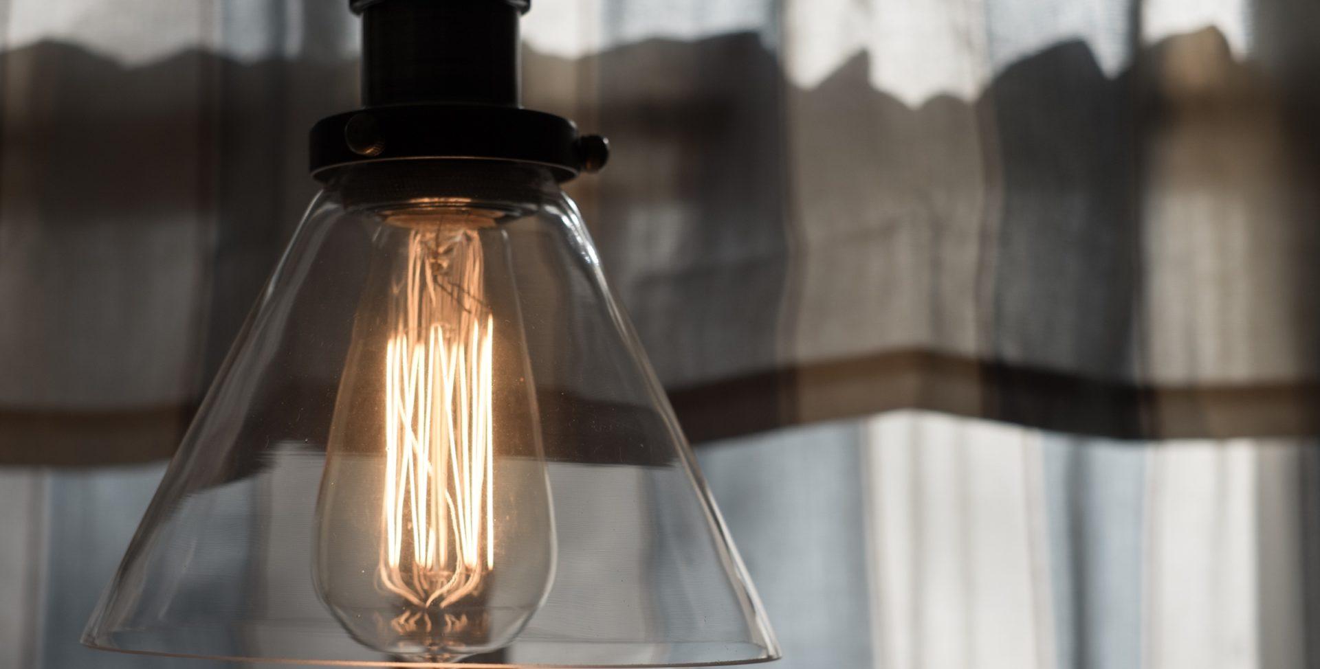 Filament lightbulb